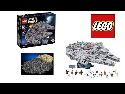 LEGO UCS Millennium Falcon 75192 update 2 | LEGO Star Wars - YouTube