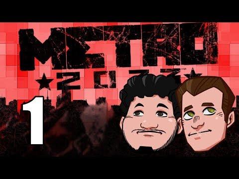 Metro 2033 Redux - PARTE 1 - Empezando por el final