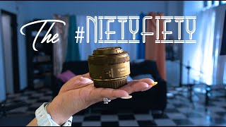5 Reasons to get the #NiftyFifty 50mm lens