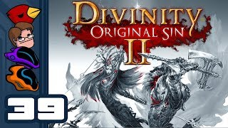 Video Let's Play Divinity: Original Sin 2 [Multiplayer] - Part 39 - Back To The Land Of The Living! download MP3, 3GP, MP4, WEBM, AVI, FLV Agustus 2018