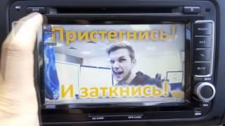 видео Альтернативное меню для авто-навигаторов, win ce