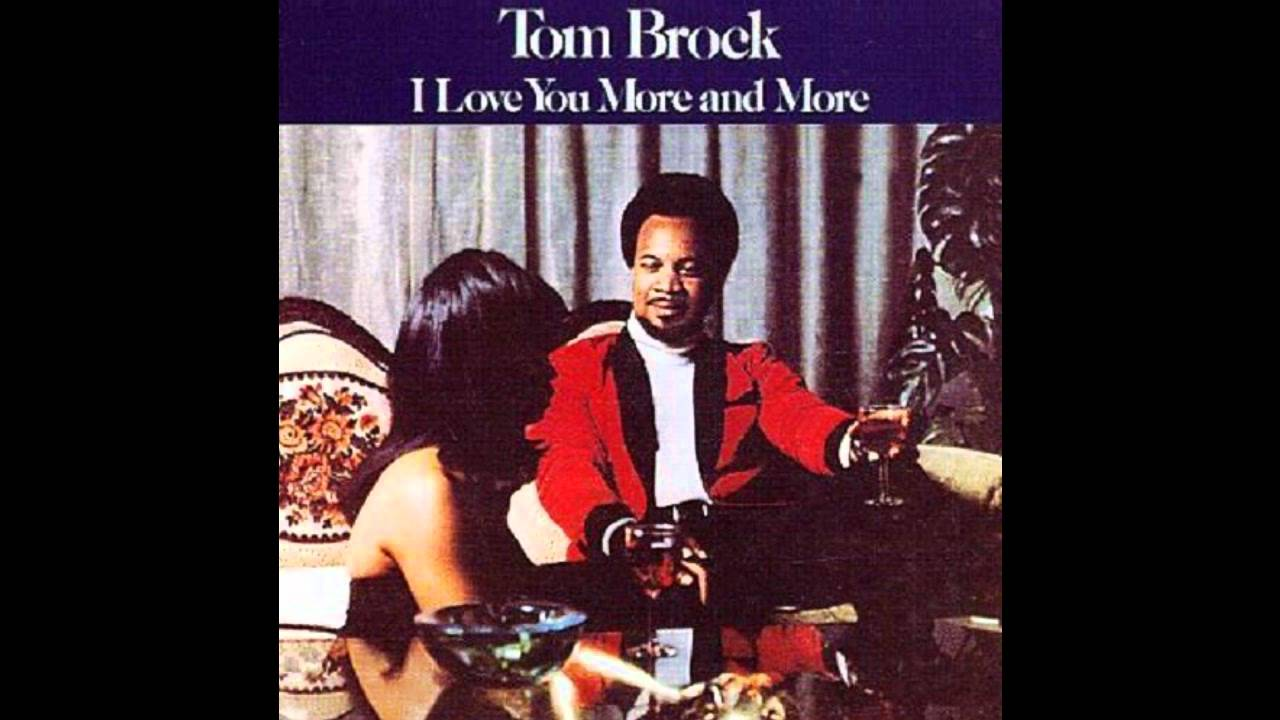 tom brock theres nothing in this world