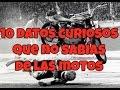 10 DATOS CURIOSOS DE LAS MOTOS / Angie Pangie