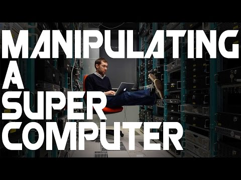 Stock Trader Trading: Manipulating A Super Computer
