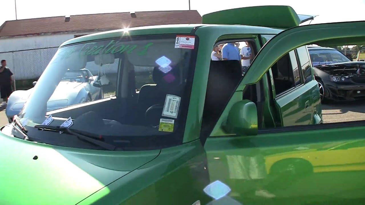 Eddies Scion XB At Battle At The Border Car Show YouTube - Battle at the border car show