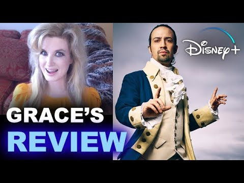 Why Hamilton streaming on Disney Plus is important