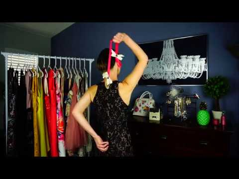 Hey There, Neighbor - Zip My Dress   How to Zip Up Your Own Dress Mp3
