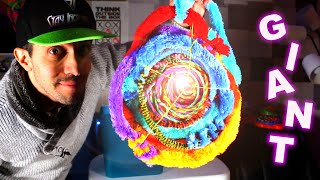 Making The World's Biggest Pipe Cleaner Crystal