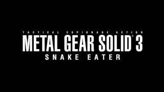 Snake Eater (Instrumental) - Metal Gear Solid 3: Snake Eater