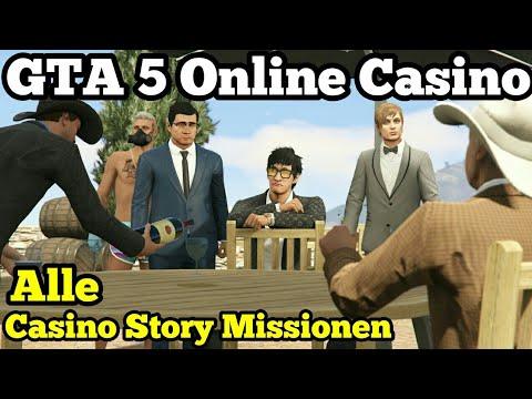 Gta Online Alle Casino Missionen
