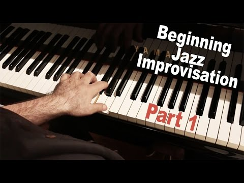 Beginning Jazz Improvisation with Dave Frank pt. 1 - Intro to Chord Mapping