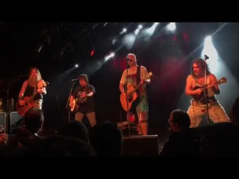 Hayseed Dixie - Corn Liquor - KB Malmö Sweden 20171007