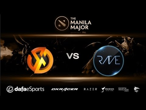 Signature.Trust VS Rave Bo2 - The Manila Major 2016 - Qualifiers - Caster : RoCkLEE [Thaicaster]