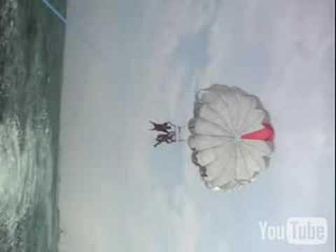 Instinct: Samsung Instinct parasailing