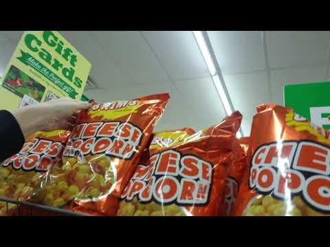 ASMR Request 🥨 Chip Aisle Crinkling / Walk-Through 🥨