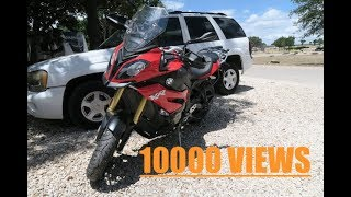 My Channel hit 10000 VIEWS! Thanks to the BMW XR | Incredible Bike