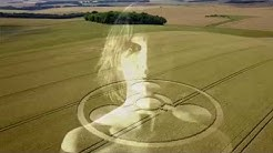 CropCircle Chemical Weapons Sign