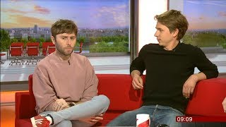 WHITE GOLD Joe Thomas & James Buckley Interview