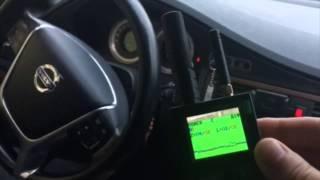 видео установка иммобилайзера