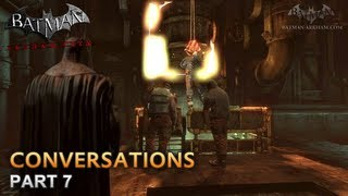 Batman: Arkham City - Conversations [Part 7]