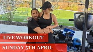 Stay at Home - 20 minute full body workout - No equipment (Sunday 5th April)