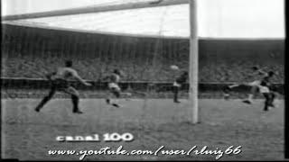 Flamengo 0 x 3 Bangu - Decisão Campeonato carioca - 1966