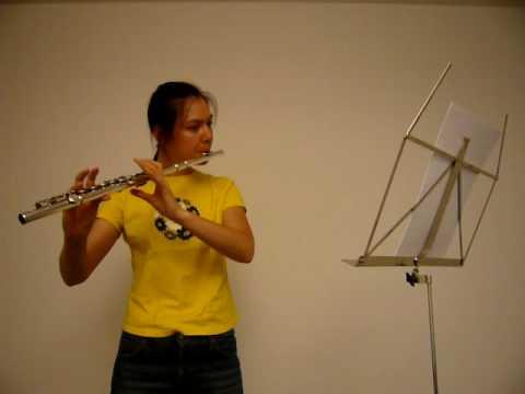 A la nanita nana - Flute