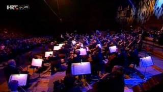 Maksim Mrvica - Alexandar Scriabin - Etude in D-sharp minor, Op. 8 No. 12 Live in Zagreb  13.11.2009