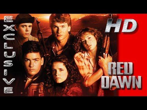 Red Dawn Theme ( Music Video ) 1984