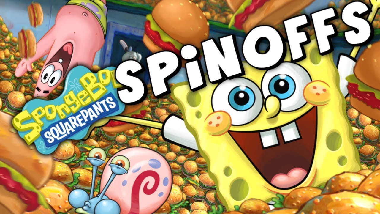 Spongebob Squarepants Spin off, 'All That' Reboot And More Coming