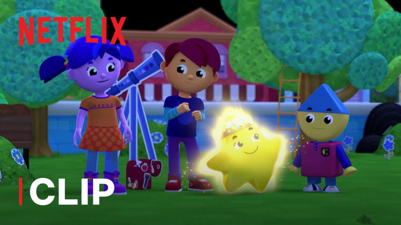 Colorforms: Charlie e la città dei colori 🌟 Diventiamo amici di una stella | Netflix Jr