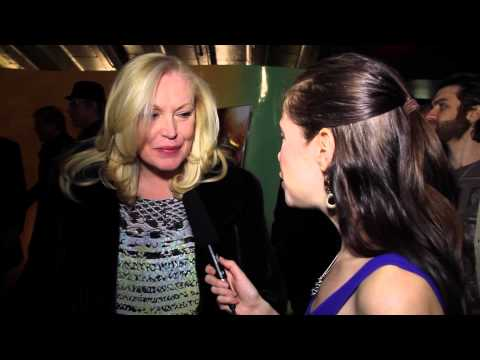 "Cathy Moriarty at the premiere of ""A Cry From Within"" in NYC"