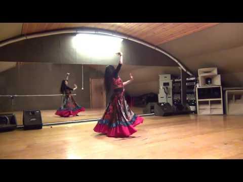 Gypsy Dance Class Online (4 class)