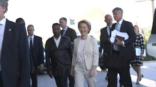 New EU chief in Ethiopia for first trip outside bloc | AFP