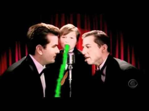 Two And a Half Men, One Show (opening credits)