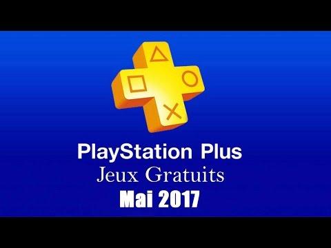 PlayStation Plus : Les Jeux Gratuits de Mai 2017