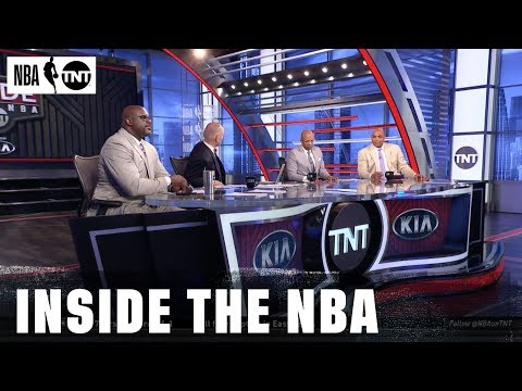 Sixers Rout Nets to Advance to Second Round | NBA on TNT