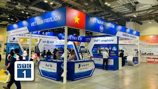 Sản phẩm Việt tại triển lãm quốc tế