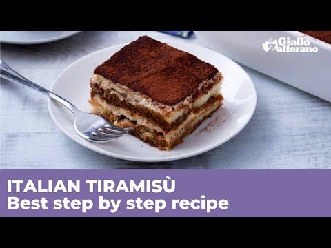 Ricetta Del Tiramisu Classico Con Panna Giallo Zafferano.Ricetta Tiramisu Con Panna E Mascarpone Giallozafferano