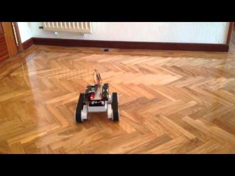 Euro RPy-Rover Motors POC