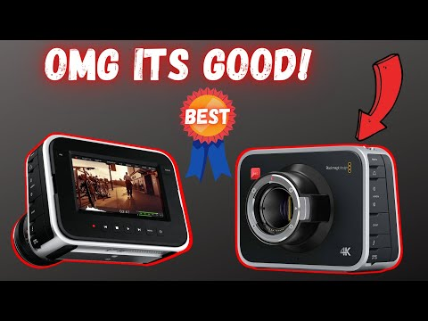 Blackmagic Production Camera Review (BMPC)