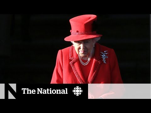 Royals' Christmas church visit missing members
