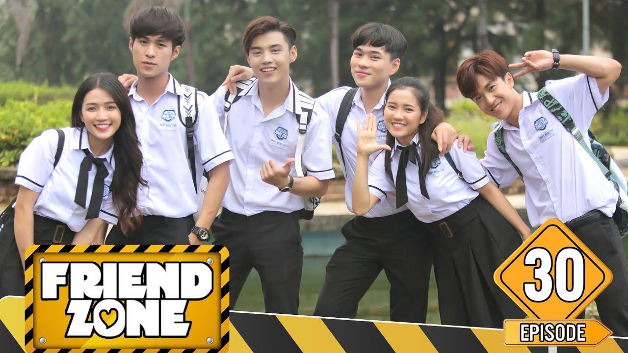 FRIENDZONE | TẬP 30 - TẬP CUỐI  : Mình Đừng Là Bạn Thân Nữa Được Không ? | Phim Học Đường Mới Nhất