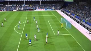 CAMPEONATO INGLÊS 2014     Chelsea x Everton