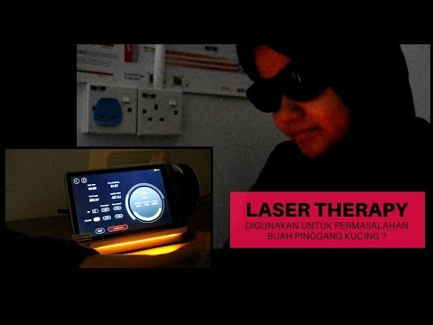 iVET EDUCATION [Laser Therapy] by Dr. Natrah