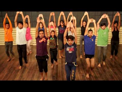 200 underprivileged children are dancing their way out of poverty