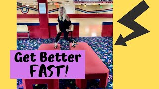 5 Ways to Be a Better Roller Skater FAST!