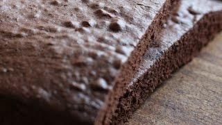 Шоколадный бисквит рецепт в домашних условиях