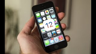 5s için iOS 11 vs iOS 12 Beta 1 Yenilikler ve Performans Testi
