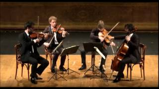 Quatuor Varèse, Mozart KV 387,  IV. Molto allegro
